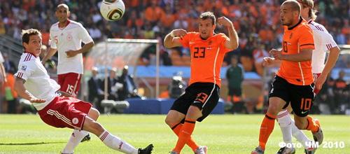 Евро 2012, групповой этап: Нидерланды – Дания