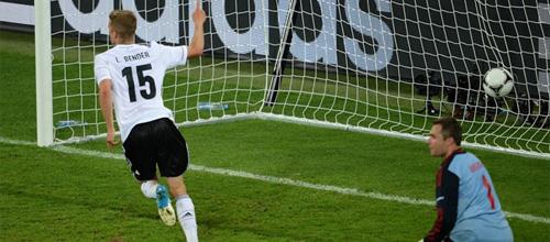 Евро 2012, четвертьфинал: Германия - Греция