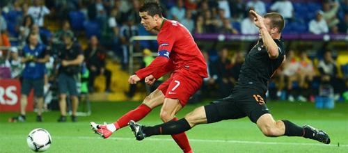 Евро 2012, четвертьфинал: Чехия - Португалия