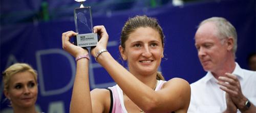 WTA, Палермо: Лурдес Домингес Лино - Ирина Бегу