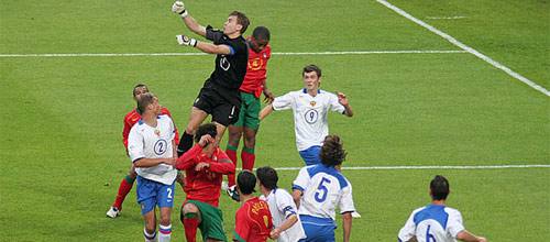 Отборочный матч ЧМ 2014: Россия - Португалия