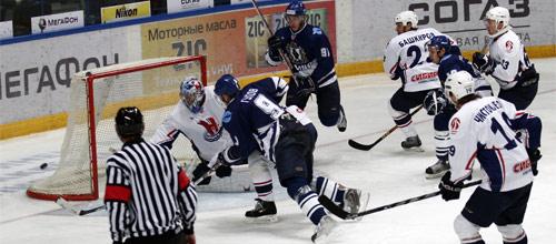 Чемпионат КХЛ: Амур - Сибирь