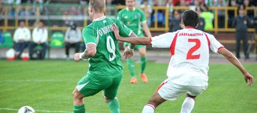 Чемпионат ФНЛ: Томь - Химки