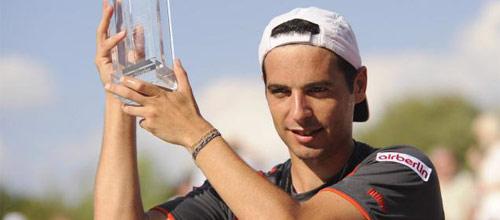 Турнир ATP, Барселона: А.Монтаньес - М.Клижан