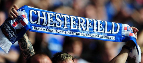 Англия Лига 2: Честерфилд - Плимут