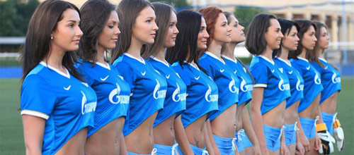 Лига Чемпионов: Зенит - Пасуш ди-Феррейра