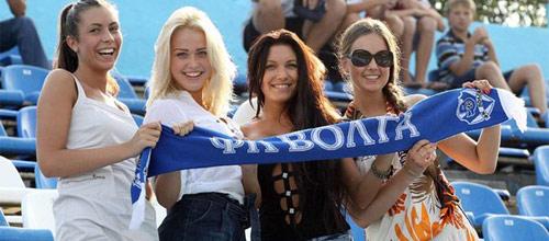 Российская Премьер Лига: Ростов - Волга