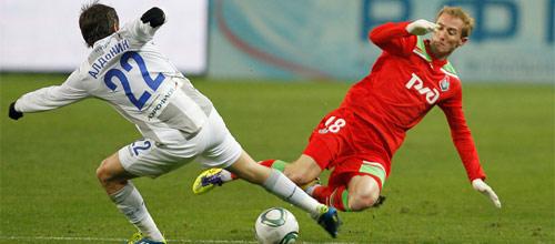 Чемпионат России, Премьер-Лига: Крылья Советов - Локомотив