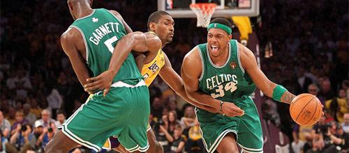 Чемпионат НБА: Бостон Селтикс - Шарлотт Бобкэтс