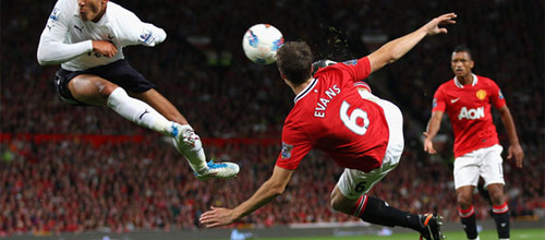 Английская Премьер-Лига: Манчестер Юнайтед - Тоттенхэм