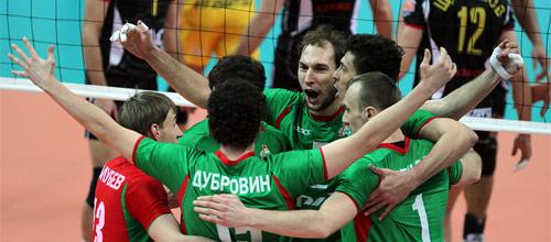 Лига Чемпионов: Локомотив Новосибирск - Мачерата