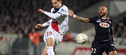 Чемпионат Франции: ПСЖ - Бордо