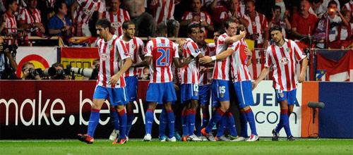 Чемпионат Испании: Атлетико - Барселона