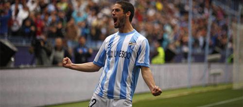 Чемпионат Испании: Малага - Валенсия
