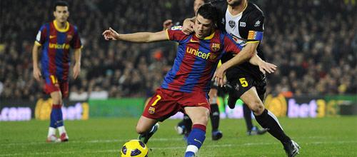 Испания, Кубок Короля: Леванте - Барселона