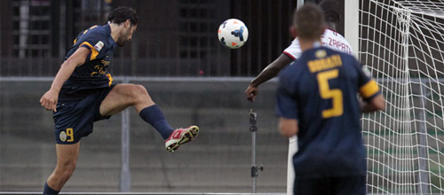 Италия, Серия А: Милан - Верона