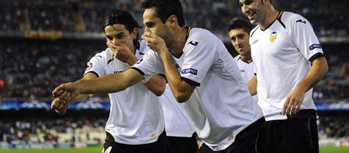 Чемпионат Испании: Валенсия - Гранада