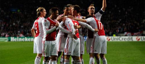 Чемпионат Голландии: Аякс - Гронинген