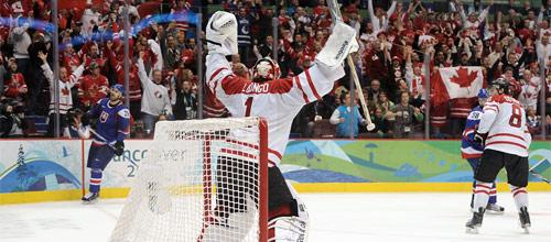 Олимпийские игры 2014, Мужчины: Канада - Финляндия