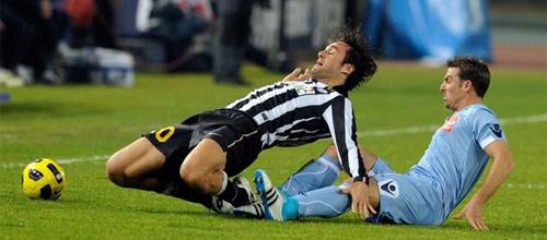 Чемпионат Италии: Наполи - Ювентус
