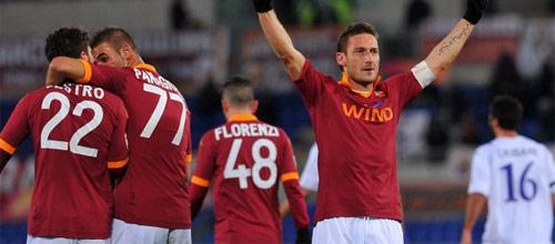 Чемпионат Италии: Сассуоло - Рома
