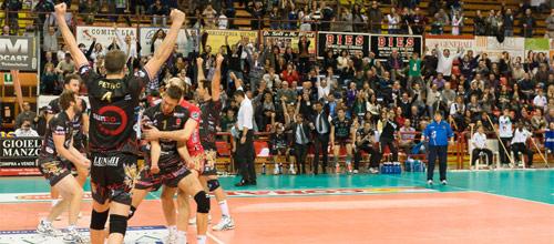 Чемпионат Италии, Серия А1, плейофф: Перуджа - Кунео