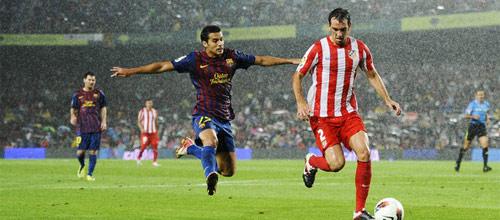 Лига Чемпионов: Барселона - Атлетико Мадрид