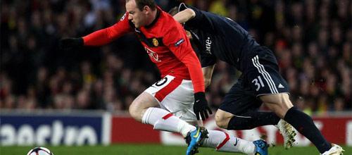 Лига Чемпионов: Манчестер Юнайтед - Бавария Мюнхен