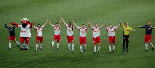 Лига Европы: Ред Булл Зальцбург - Базель