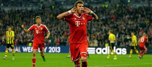 Чемпионат Германии: Бавария - Боруссия Дортмунд