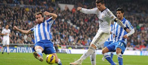 Чемпионат Испании: Реал Сосьедад - Реал Мадрид