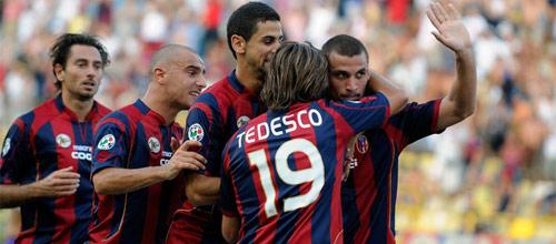 Чемпионат Италии: Болонья - Парма