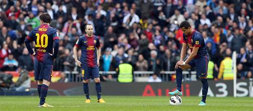 Кубок Испании: Барселона - Реал Мадрид