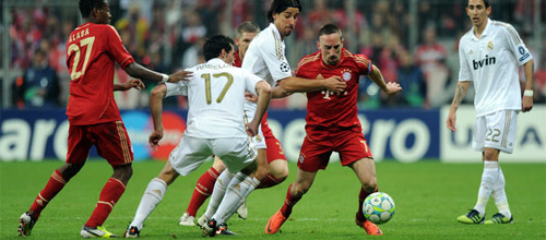 ЛЧ: Бавария - Реал Мадрид