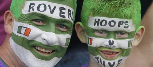Чемпионат Ирландии: Брей Уондерерс - Шемрок Роверс