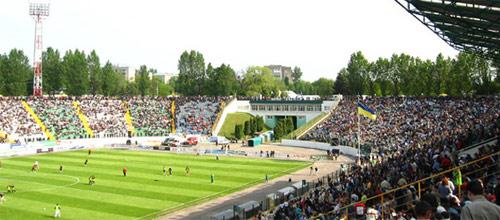 Чемпионат Украины: Говерла - Карпаты