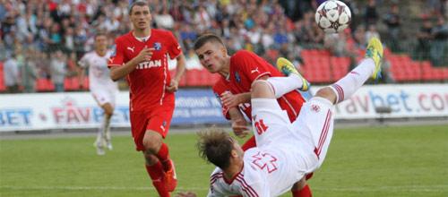 Чемпионат Украины: Ильичевец - Волынь
