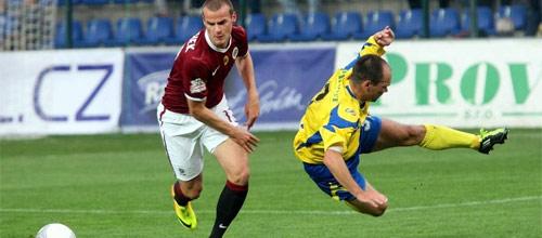 Лига Чемпионов, квалификация: Спарта Прага - Мальме