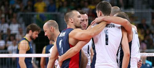 Мировая лига: Италия - США