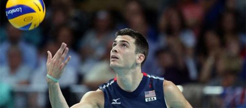 Чемпионат Мира, мужчины: Бельгия - США