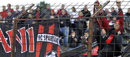 Лига Европы: Спартак Трнава - Цюрих