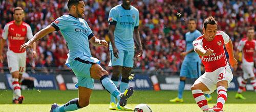АПЛ, 4 тур: Арсенал - Манчестер Сити