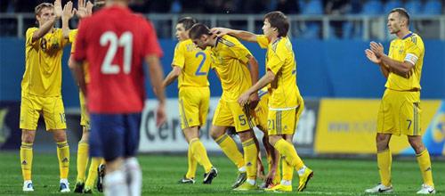 Евро-2016, квалификация: Украина - Словакия