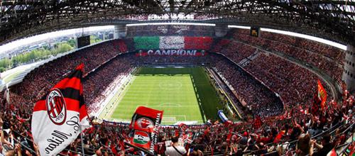 Италия, Серии А: Эмполи - Милан