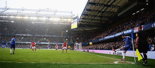 Английская Премьер-Лига: Челси - Арсенал