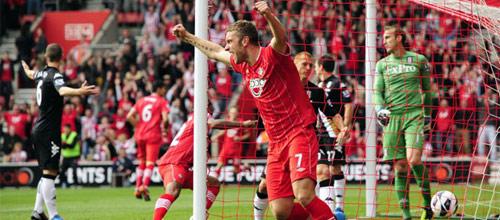 Английская Премьер-Лига: Саутгемптон - Сандерленд