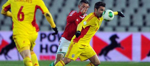 Евро-2016, квалификация: Румыния - Венгрия
