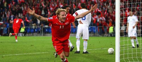 Евро-2016, квалификация: Словения - Швейцария
