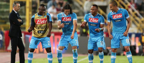 Италия, Серия А: Аталанта - Наполи