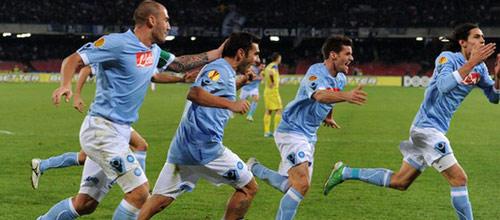Италия, Серия А: Наполи - Рома